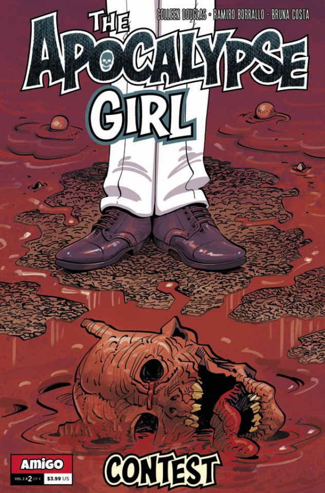 The Apocalypse Girl: Provocation #2