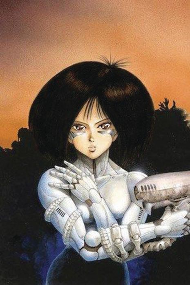 Battle Angel Alita (Movie Tie-In Edition)