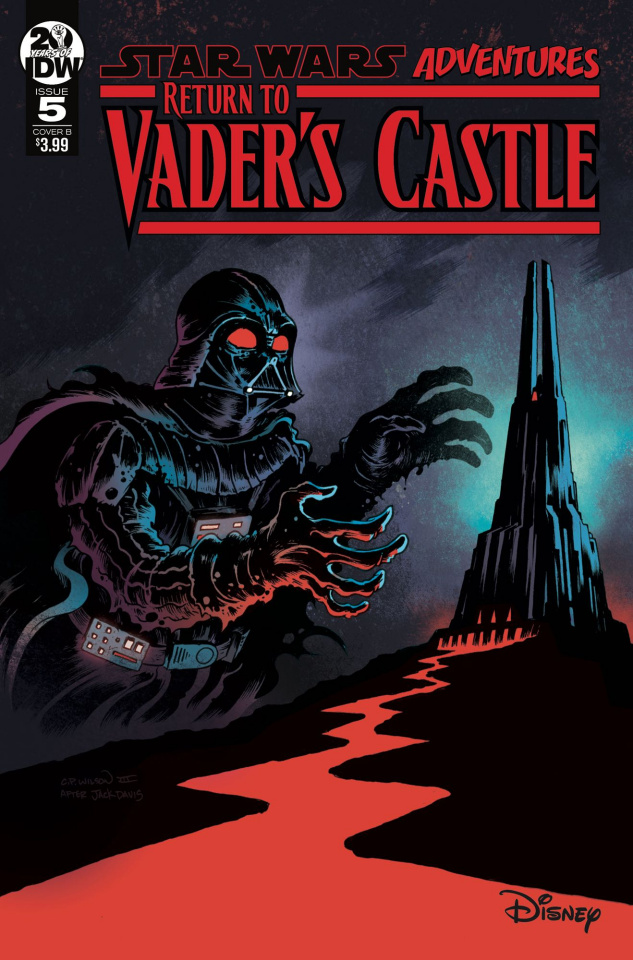 Star Wars Adventures: Return to Vader's Castle #5 (Wilson Cover)