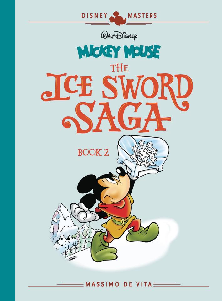Disney Masters Vol. 11: The Ice Sword Saga