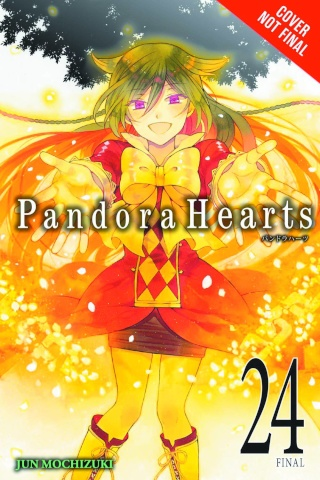 Pandora Hearts Vol. 24