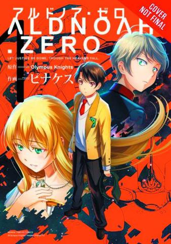 Aldnoah Zero, Season One Vol. 1