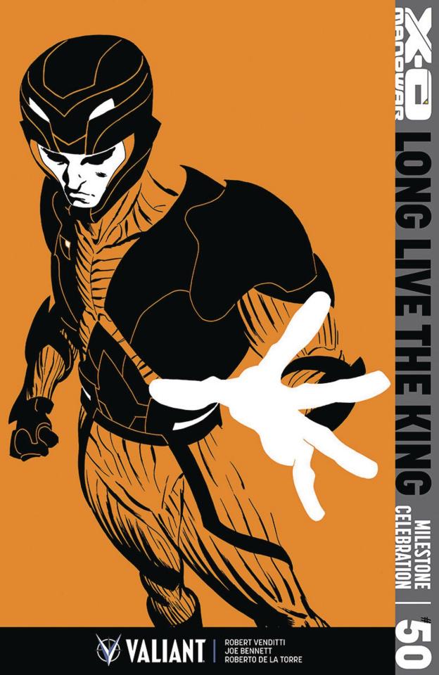 X-O Manowar #50 (Martin Cover)