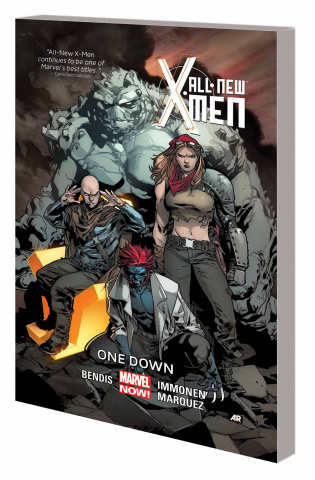 All-New X-Men Vol. 5: One Down