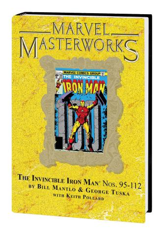 Invincible Iron Man Vol. 12 (Marvel Masterworks)