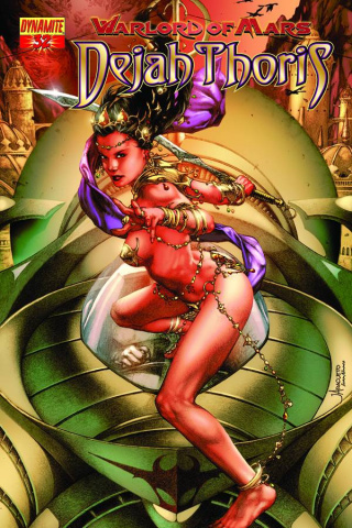 Warlord of Mars: Dejah Thoris #32