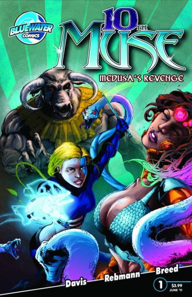 10th Muse: Medusa's Revenge