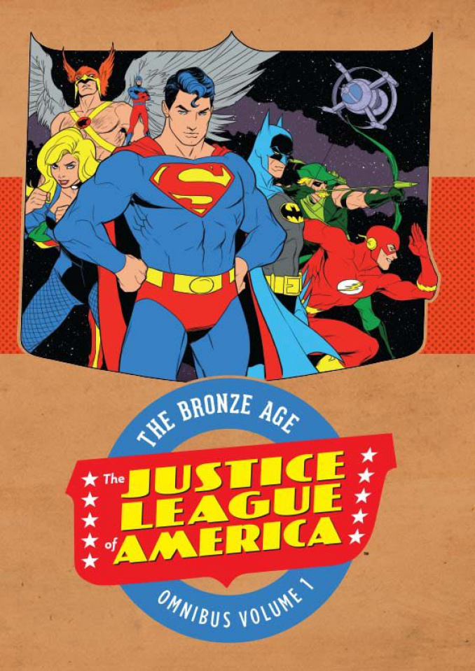 Justice League of America: The Bronze Age Vol. 1 (Omnibus)