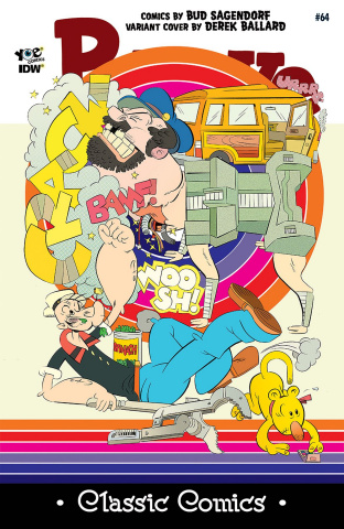 Popeye Classics #64 (10 Copy Cover)