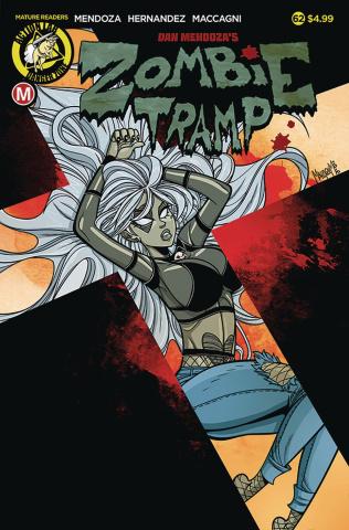 Zombie Tramp #62 (Maccagni Cover)