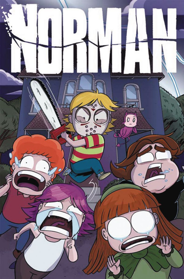 Norman #3 (Ellerby Cover)