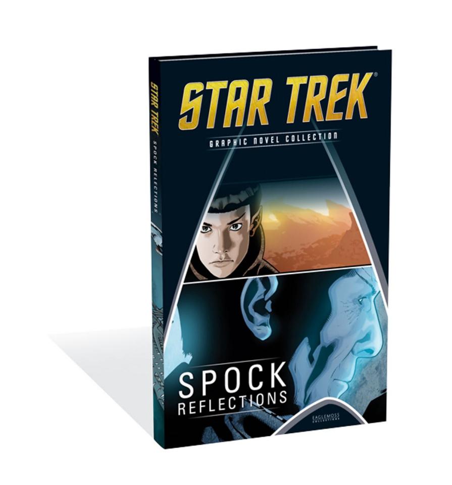 Star Trek #4: Spock Reflections