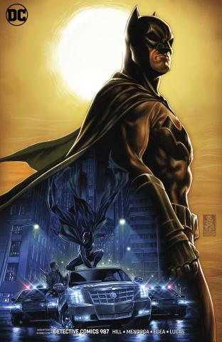 Detective Comics #987 (Variant Cover)