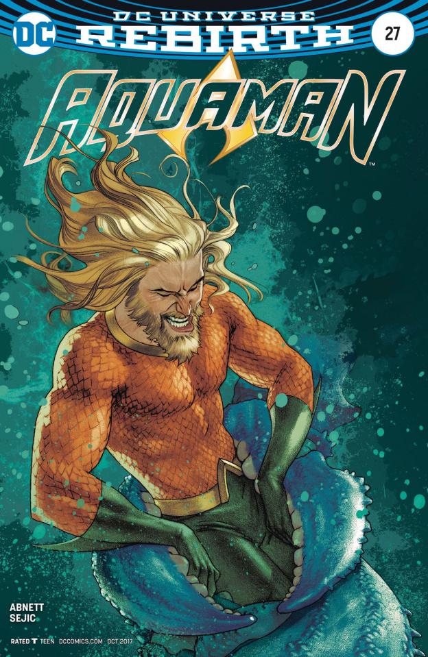 Aquaman #27 (Variant Cover)