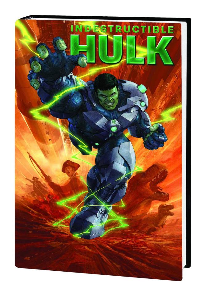 Indestructible Hulk Vol. 3: Smash Time