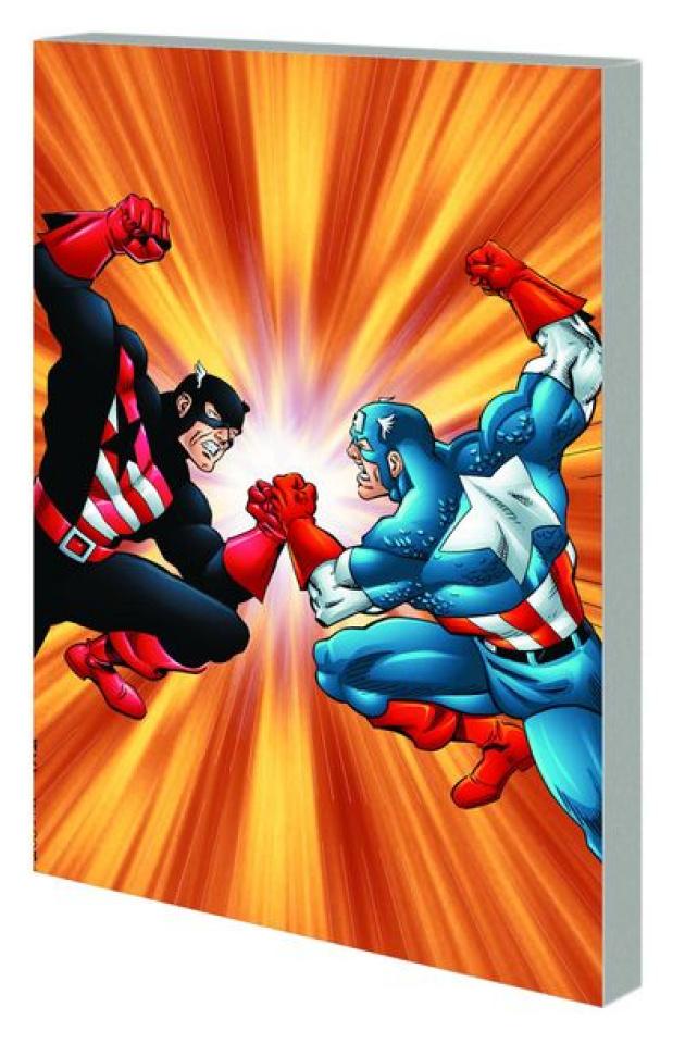 Captain America: Captain