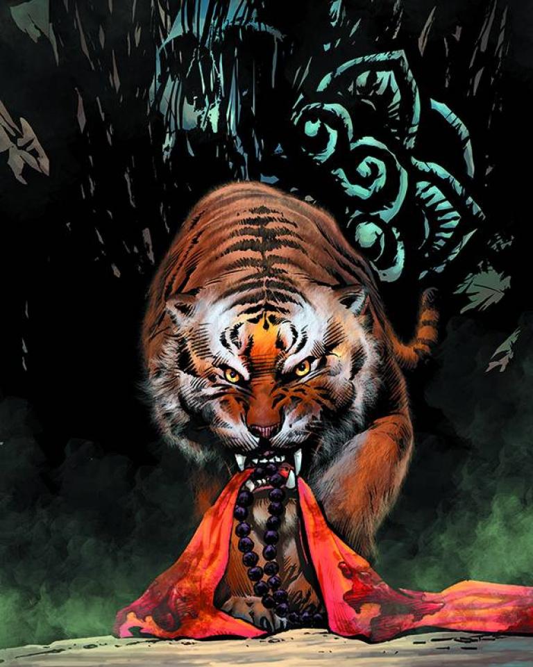 Sadhu: Birth of the Warrior #6