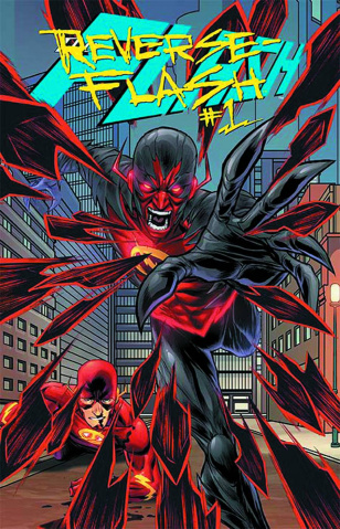 The Flash #23.2: Reverse Flash Standard Cover