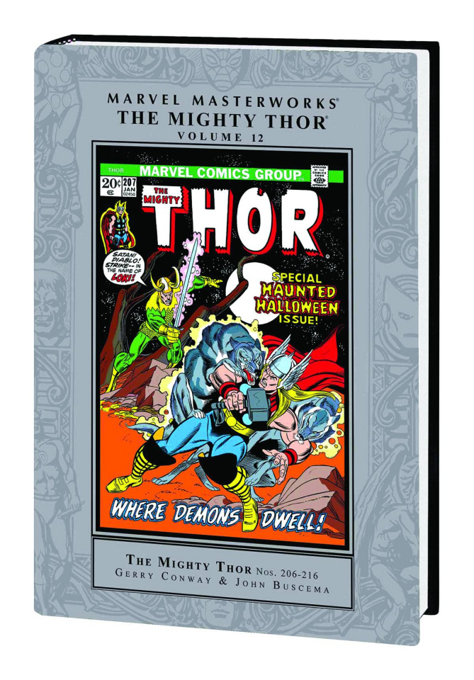 The Mighty Thor Vol. 12 (Marvel Masterworks)