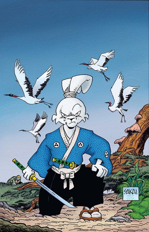 Usagi Yojimbo #163