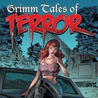 Grimm Fairy Tales: Grimm Tales of Terror Vol. 2