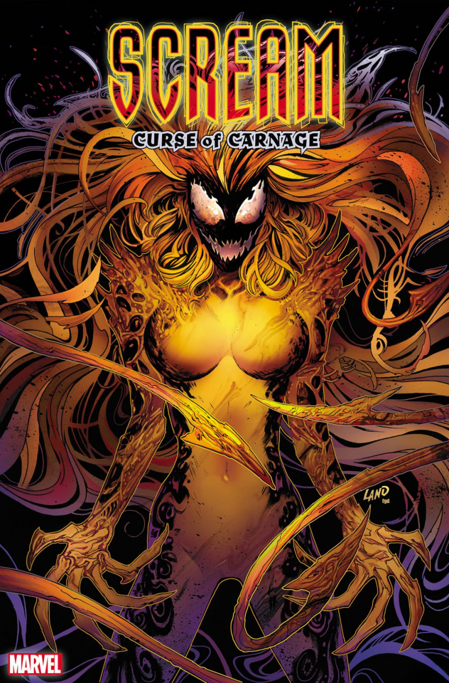 Scream: Curse of Carnage #2 (Land Cover)