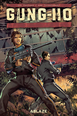 Gung-Ho #2 (Ngu Cover)