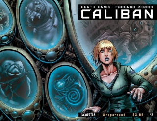 Caliban #2 (Wrap Cover)