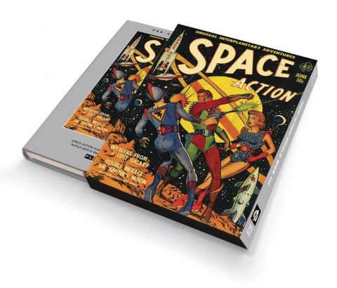 Space Action: World War III Vol. 1 (Slipcase Edition)