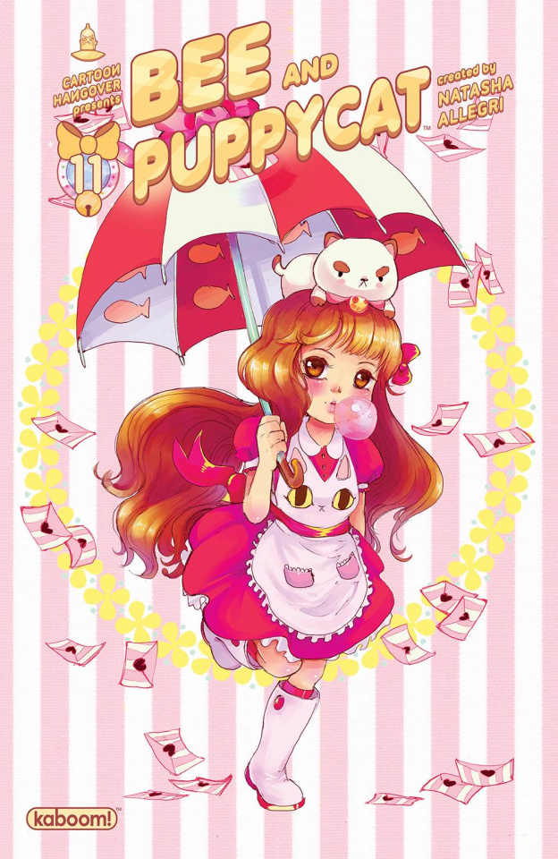 Bee and Puppycat #11 (Subscription Hoyt Cover)