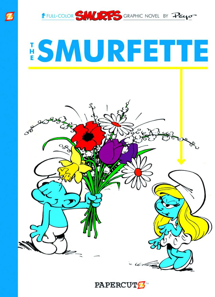 The Smurfs Vol. 4: The Smurfette