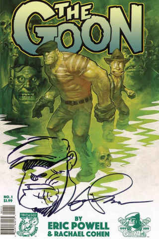 The Goon #1 (Resketched Edition)