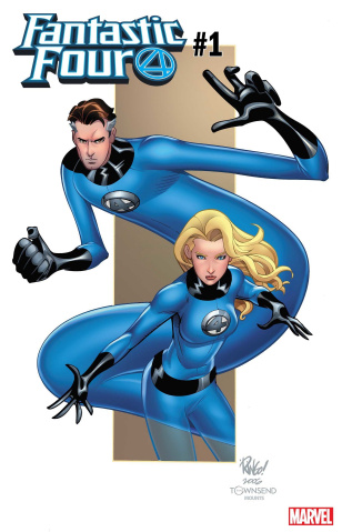 Fantastic Four #1 (Wieringo Cover)