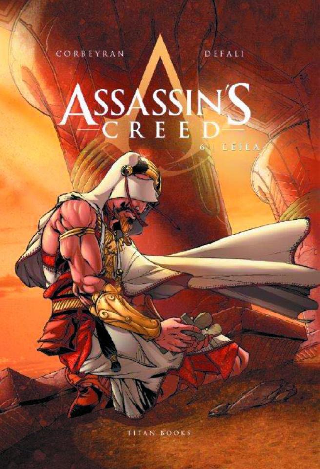 Assassin's Creed Vol. 6: Leila