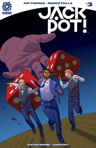 Jackpot! #3 (10 Copy Failla Cover)