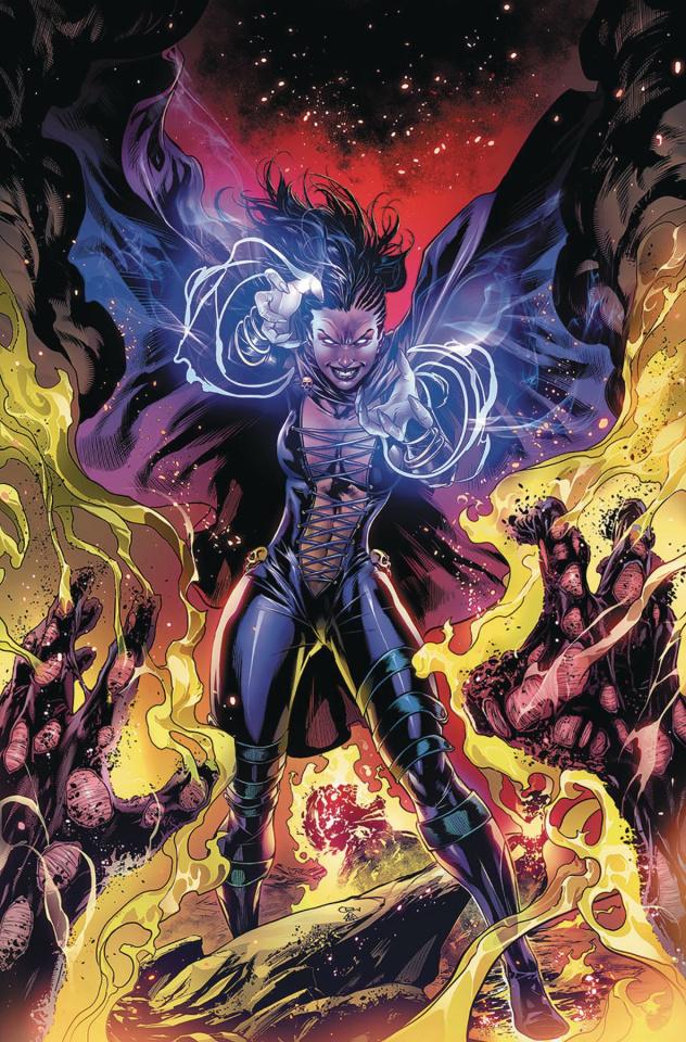 Robyn Hood: The Curse #2 (Caanan Cover)