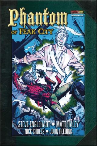 Phantom of Fear City (Omnibus)