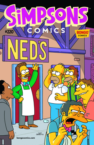 Simpsons Comics #220