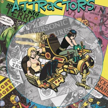 Strange Attractors #1 (Michael Cohen Cover)
