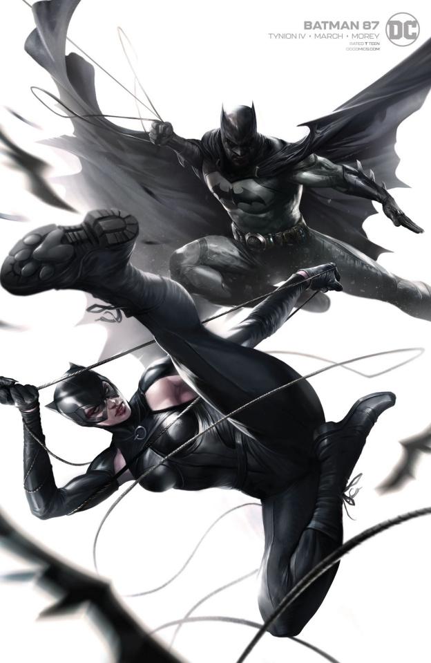 Batman #87 (Card Stock Cover)