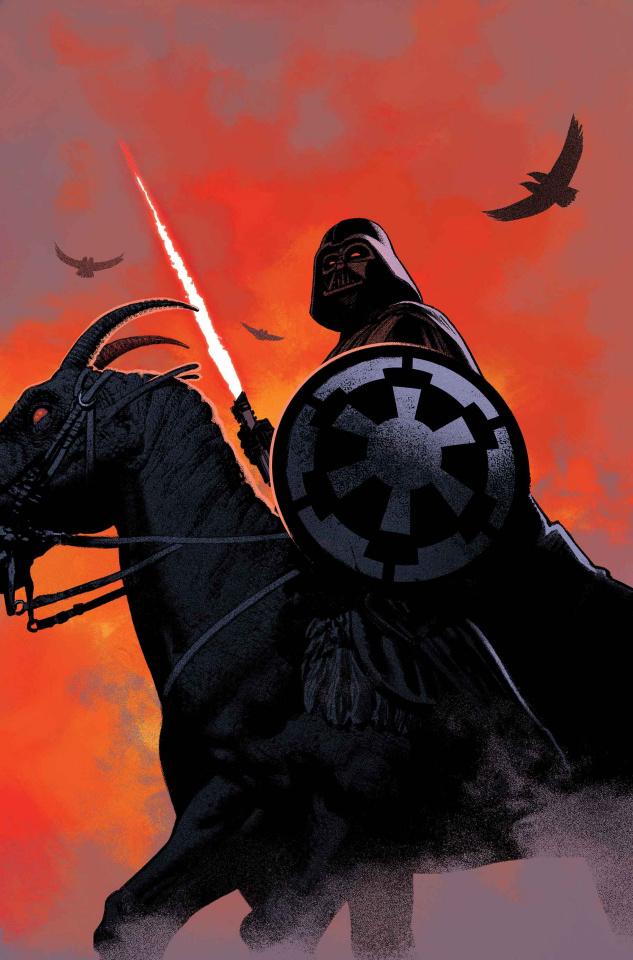 Vader: Dark Visions #1
