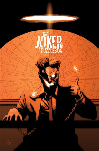 The Joker Presents: A Puzzlebox #3 (Chip Zdarsky Cover)