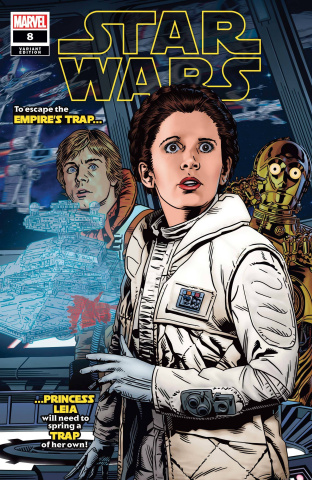 Star Wars #8 (Golden Cover)