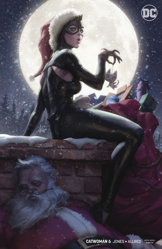 Catwoman #6 (Variant Cover)