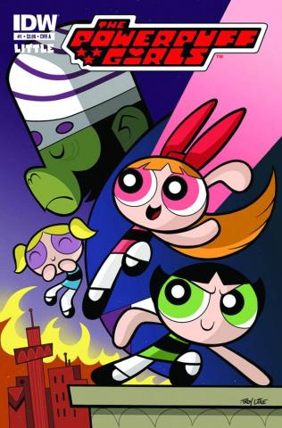 The Powerpuff Girls #1