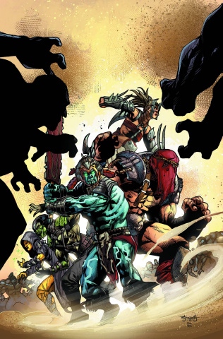 Mortal Kombat X #6