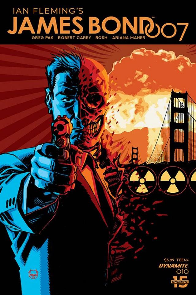James Bond: 007 #10 (Johnson Cover)