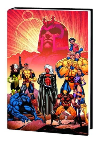 X-Men by Claremont and Lee Vol. 1