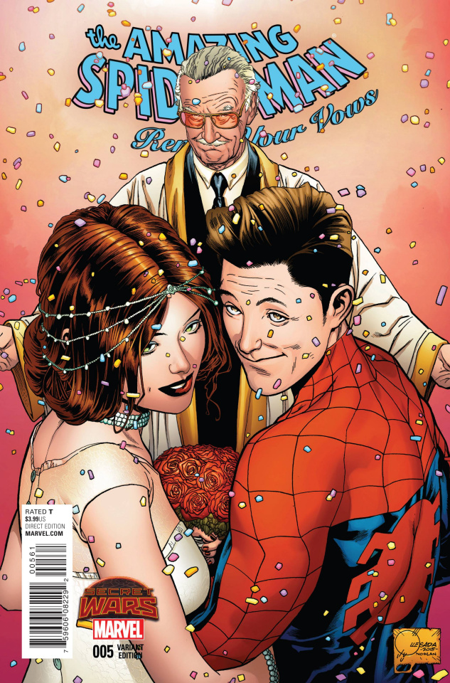 The Amazing Spider-Man: Renew Your Vows #5 (Quesada Cover B)