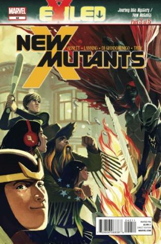 New Mutants #42